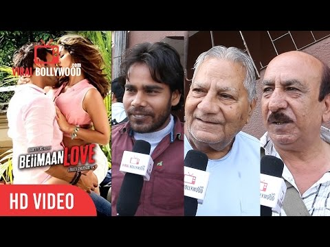 Beiimaan Love Full Movie Review   Public Review   Sunny Leone. Rajniesh Duggall