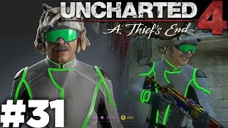 FUNNY RAGE!! MY TEAM IS SO TRASH! Uncharted 4 Multiplayer #31 - Bounty Hunter On New Devon
