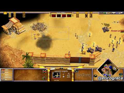 Age of Mythology - The Titans - Campanha AOM (Level 20) - Ep.17