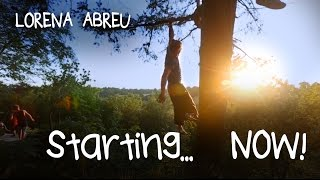 Lorena Abreu - Starting... Now! - Rilla Hops - Parkour | Freerunning