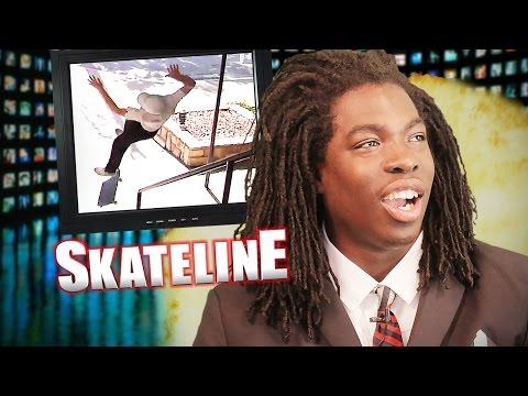 SKATELINE - Shane ONeill, Paul Rodriguez, Joey Brezinski, Cody Mac & More