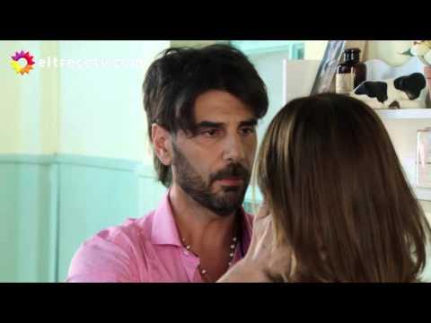 Antonio le hace una escena de celos a Julia y ella estalló en llanto