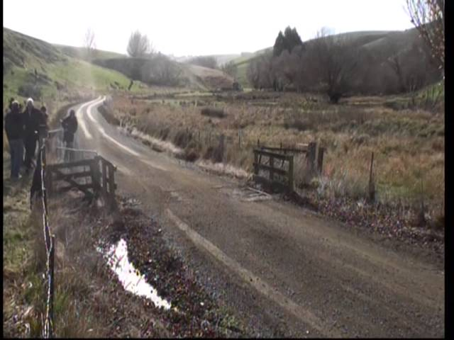 Otago classic rally 2014 stage 5 spectator point(3)