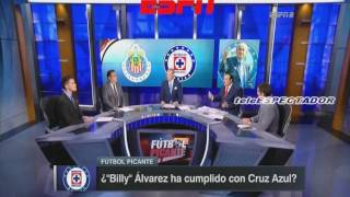Billy Alvarez el cancer del Cruz Azul - Futbol Picante
