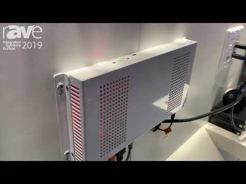 ISE 2019: TechLogix Showcases TL-CAV-01 All-In-One Classroom Solution