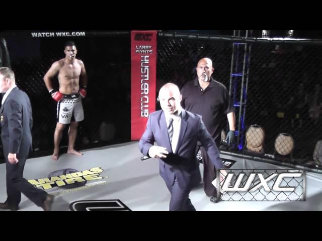 Kevin Jaden vs Damian Norris WXC Evolution