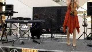 2010 1/20 Ciel シエル ミニコンサート③ タイタニック~聖者の行進