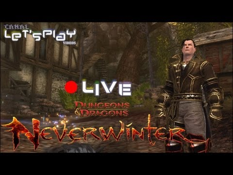 Live - Neverwinter + Conversa Fiada + Matando a saudade!