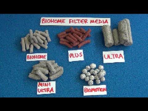 BIOHOME FILTER MEDIA - BEST FILTER MEDIA AVAILABLE