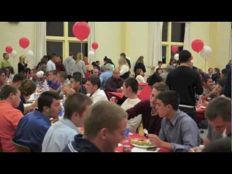 Burlingame High School 2012 Football Awards Banquet - Don't Stop the Party