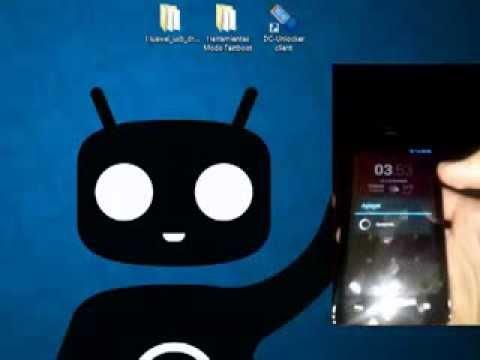 Desbloquear bootloader e instalar recovery TWPR en Huawei G510 y Y300 (u8951)