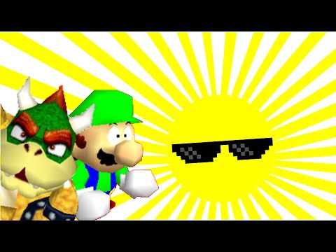 super mario 64 bloopers: SwagQuest