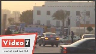 أكبر ميادين القاهرة بدون اشارات مرور رقمية