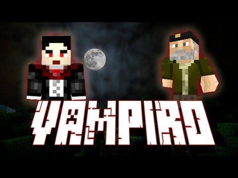 SOY UN VAMPIRO!! - VAMPIRO MOD - MINECRAFT