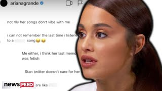 Ariana Grande Is A Target Of BLACKMAIL Scheme!