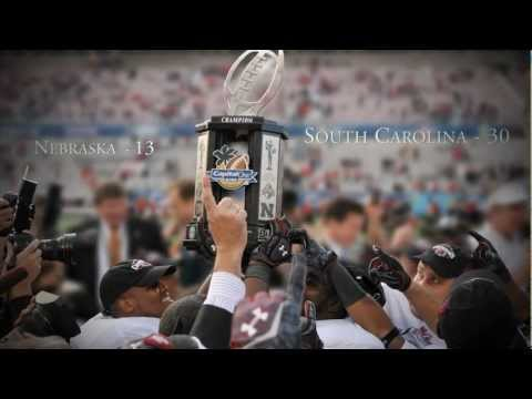 South Carolina Gamecocks - Capital One Bowl (Won Anyway)