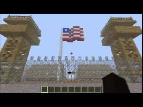 War Relocation Authority Minecraft - Manzanar W...