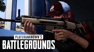 PlayerUnknown's Battlegrounds - Mobile Gameplay Trailer   PUBG