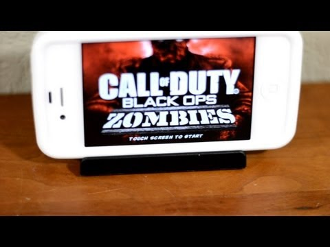 Call of Duty: Black Ops Zombies for iPhone. iPod touch and iPad Review
