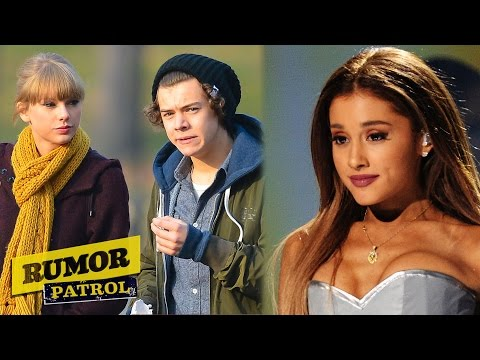 Ariana Grande On-set Demands, Taylor Swift & Harry Styles Back Together? - Rumor Patrol video