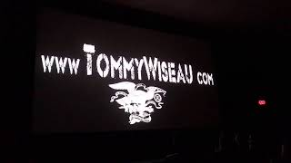 Q&A with Tommy Wiseau