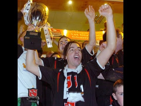 ⚽ Dundalk FC Win 2008 First Division Title!