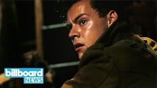 Christopher Nolan Releases Full Trailer for 'Dunkrik' Starring Harry Styles | Billboard News