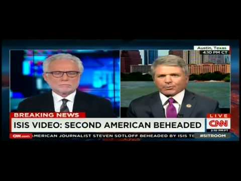 McCaul: 100-200 Americans Are Fighting With ISIL in Iraq and Syria