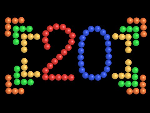 Color Ball Counting - 1 to 20 - The Kids' Picture Show (Fun & Educational Learning Video)