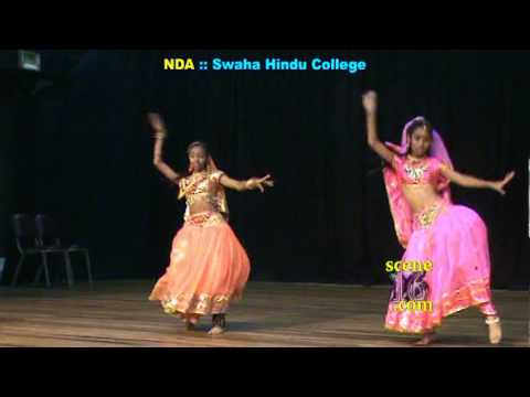 Swaha Hindu College :: Indian Dance
