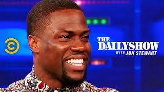 The Daily Show Kevin Hart