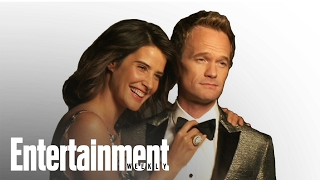 How I Met Your Mother: Neil Patrick Harris & Cobie Smulders Interview Part 2   Entertainment Weekly