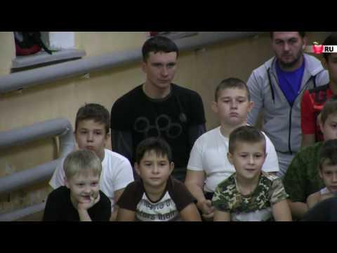 Встреча с героем России И. Задорожным