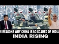 Lagu 5 reasons why China is so scared of India