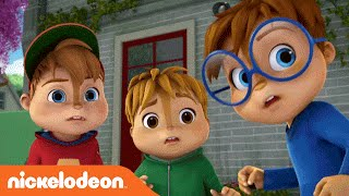 ALVINNN!!! and the Chipmunks   Did You Hear The News?   Nick