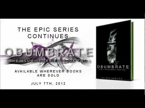 Obumbrate Book Trailer