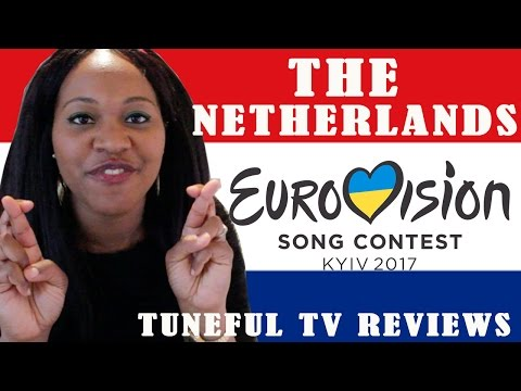 Eurovision 2017 - THE NETHERLANDS - Tuneful TV Reaction & Review