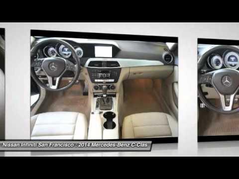 2014 Mercedes-Benz C-Class San Francisco CA P3918