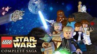 LEGO Star Wars: The Complete Saga - Part 10 (A New Hope) Walkthrough, Commentary