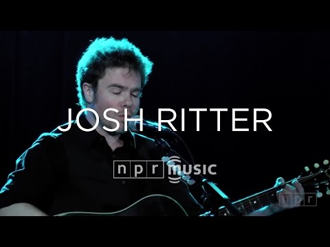 Josh Ritter, In Concert: NPR Music Presents