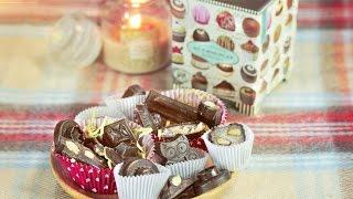 ЗДОРОВАЯ ЕДА: Шоколадные Конфеты / Полезные как Горький - СЛАДКИЕ как Молочный Шоколад