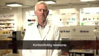 Pollenallergi og medisiner