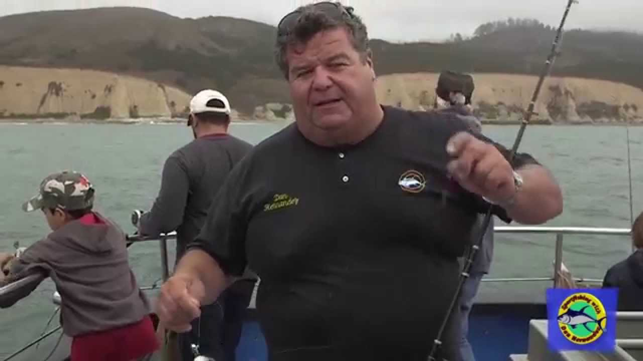 Dan hernandez on how to catch a rock fish sport fishing for Sport fishing with dan hernandez