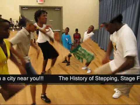 NSSA Step Camp Promo