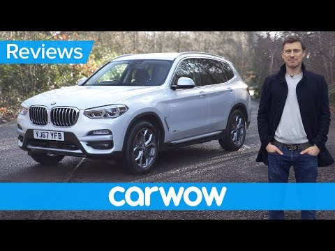 BMW X3 2018 SUV in-depth review | Mat Watson Reviews