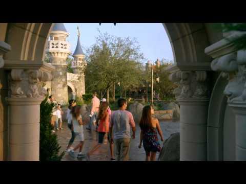 Walt Disney World Online Promo