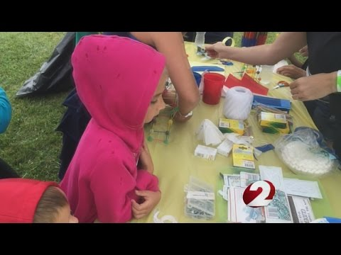 STEM in the park opens creative learning