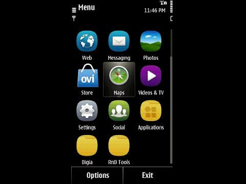 Nokia X7 Hack Symbian Anna PR2.0