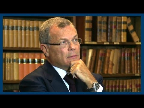 Mistakes in Business | Sir Martin Sorrell | Oxford Union