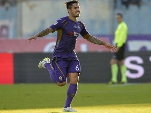 Golazo de Juan Vargas y Fiorentina gana y avanza a 'semis' de Europa League